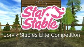 Star Stable Online - Jorvik Stables Elite Competition