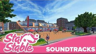 Busy Days in Jorvik City - Star Stable Online Soundtracks