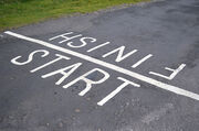 The Start and Finish Line of the
