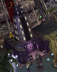 Palace galactica