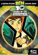 Secret of The Omnitrix DVD