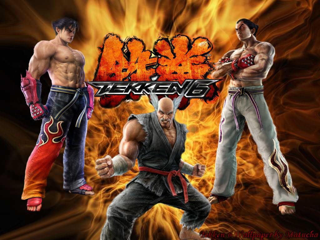 Tekken Tag Tournament 2 All Star Wiki Fandom