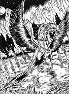 Canya bird and engoru