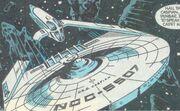 USS Caspian asteroids