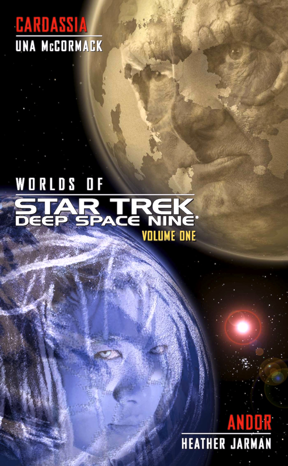 worlds of deep space nine 3 dec andido keith r a george iii david r