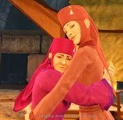 Kais Kira and Opaka