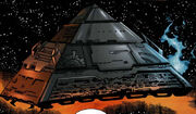 Redeemer ship Wildstorm
