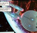 USS Constellation (alternate reality NCC-1017)