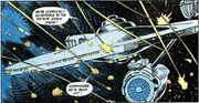 Enterprise-A Meteors