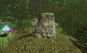 Yar's grave