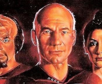 Jean-Luc Picard | Memory Beta, non-canon Star Trek Wiki | FANDOM