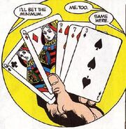 Poker DC Comics