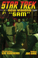 Star Trek New Visions Sam
