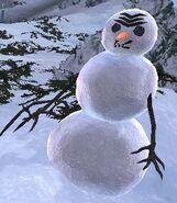 Nausicaan snowman