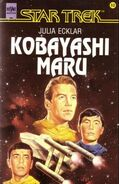 The Kobayashi Maru German cover