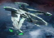 Hathos class Romulan Type 4