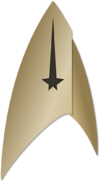 Shenzou discovery CREW insignia