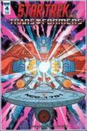 Star trek vs transformers 4