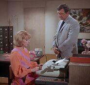 Gary Seven and Roberta Lincoln