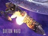 Andorian freighter