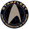Starfleet patch