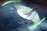 T'varo Romulan Type 4