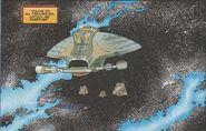 Voyager meets narrdi ships