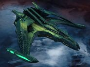 Dhael class Upgrade