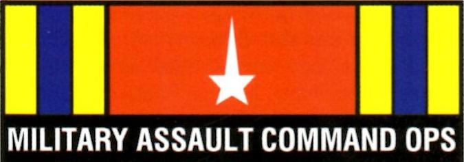 Military Assault Command Organization | Memory Beta, non-canon Star