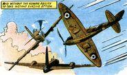 Spitfire-combat