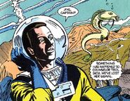 Eel DC Comics