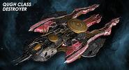 Eaglemoss Qugh class