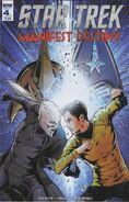 Manifest Destiny Issue 4
