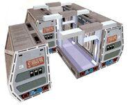 Multimission module pack