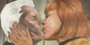 Colt Pike kiss