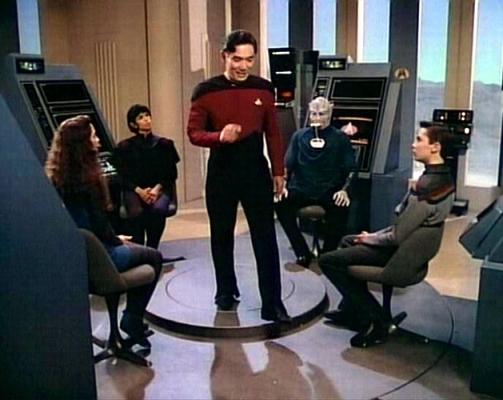 Image result for tng coming of age