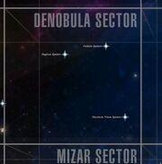 Denobula sector