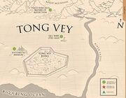 Tong Vey map