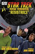 Resistance (New Visions)
