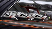 Unnamed Enterprise-E shuttles