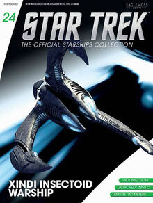 Star Trek Official Starships Collection Issue 24