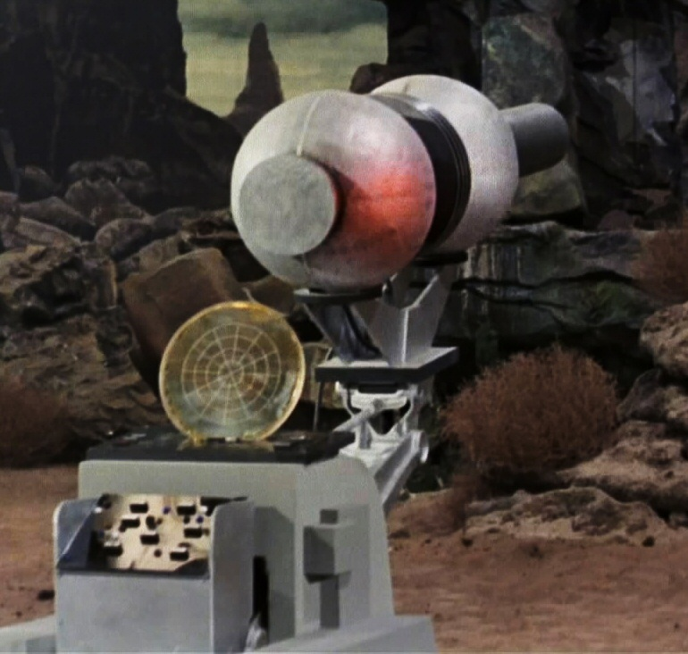 Laser cannon | Memory Beta, non-canon Star Trek Wiki