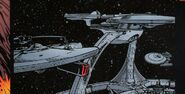 Federation delegation ships