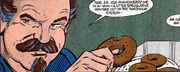 Harry Mudd Donuts DC Comics
