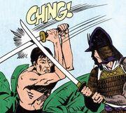 Katana DC Comics