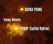 Etnap Nebula