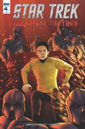 Manifest Destiny Issue 4 RI