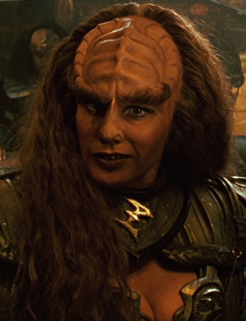 how to say no in klingon