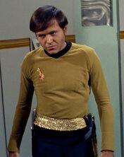 Imperial Starfleet command uniform, 2267