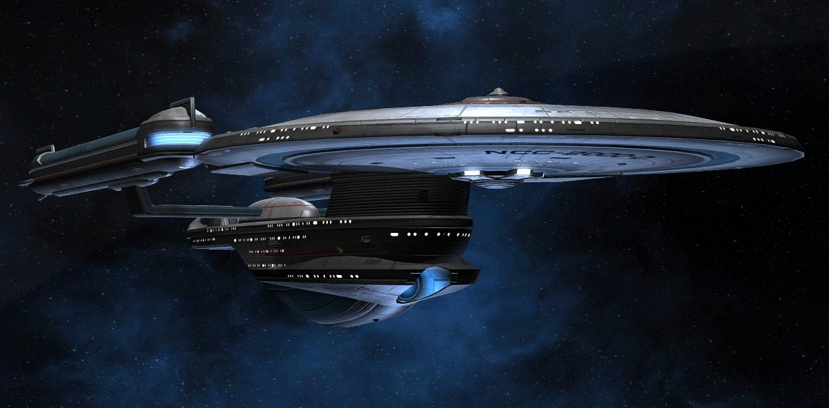 Ex Astris Scientia - Starfleet Ship Classes A-K